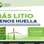SQM lanza convocatoria de innovación y emprendimiento en baterías de ión-litio para reducir huella de carbono